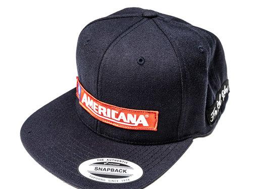 Flexfit AMERICANA Truckercap darkblue