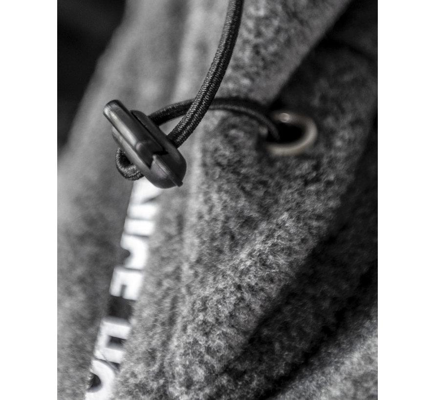 HORSE SPORT ZIP Kapuzenjacke Grey
