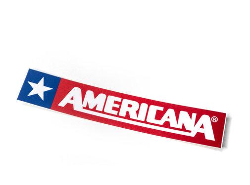 AMERICANA Sticker