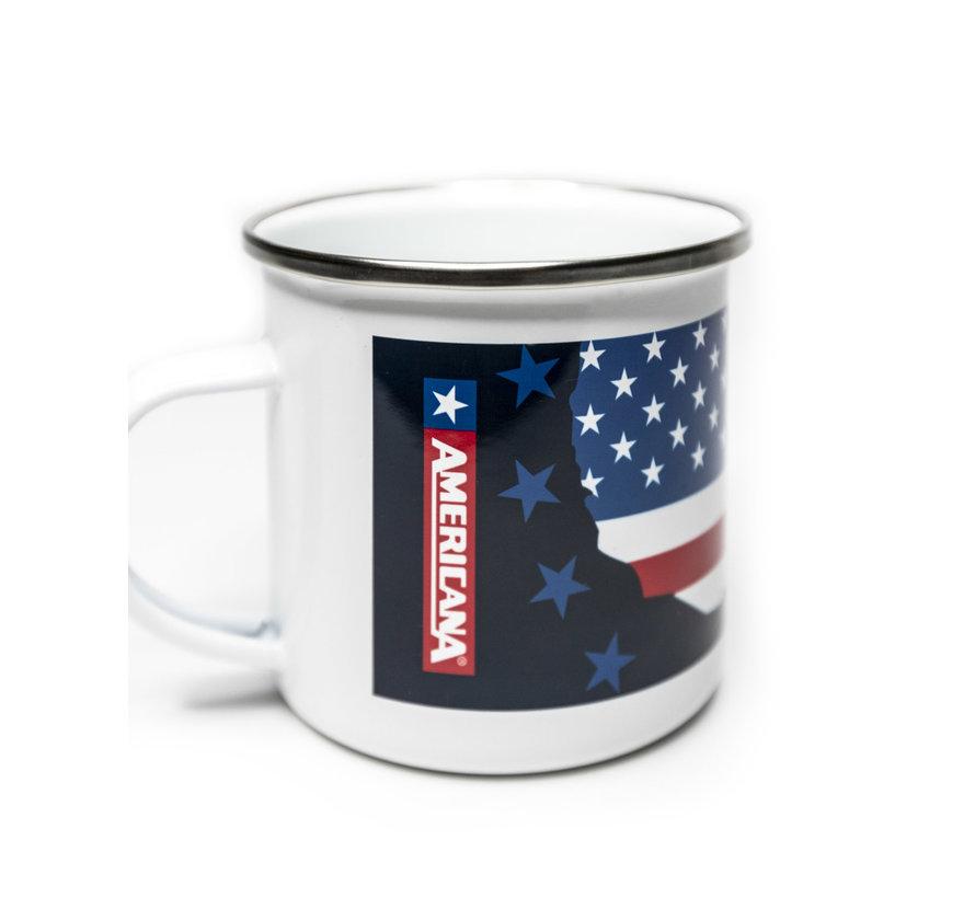 AMERICANA Tazzina da caffè Cowboy