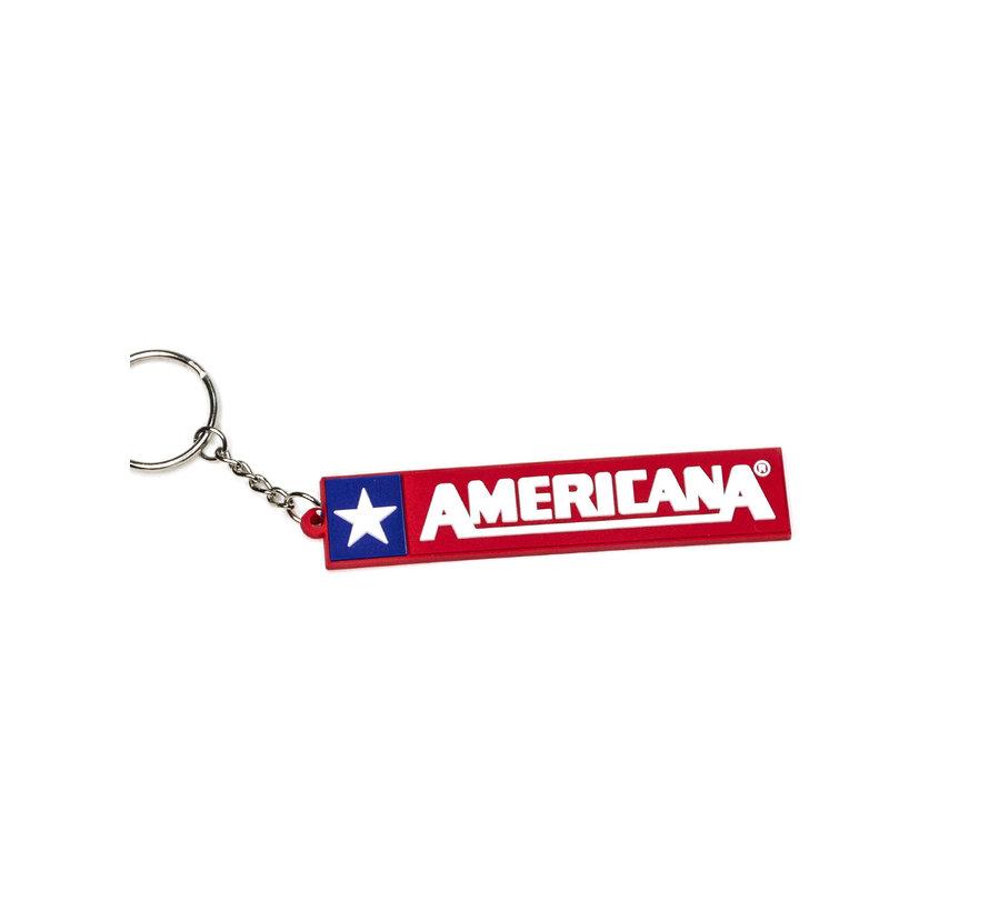 AMERICANA Keychain