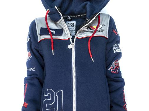 EWU German Open 2021 ZIP fleece jacket Women