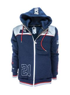 EWU German Open 2021 ZIP fleece jacket unisex
