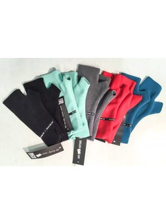 Polartec fleece wrist warmers