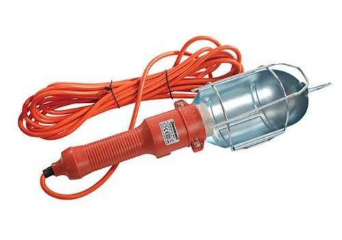 Silverline Werklamp, 60 W
