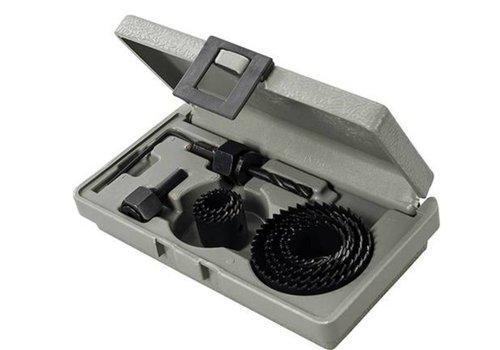 Silverline 11-delige gatenzaag set 19 - 64 mm