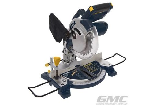 GMC 1200W Samengestelde verstekzaag 210mm