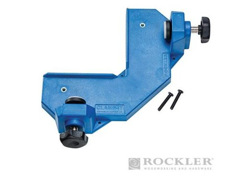 Rockler Clamp-It® hoekklem, 3-delig