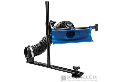 Rockler Stofafzuigingsysteem voor draaiwerk machines