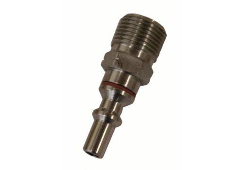 "Sievert Koppelingsnippel externe schroefdr, G3/8""G"