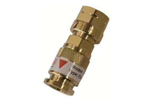 "Sievert Snelkoppeling interne schroefdraad, G3/8""G"