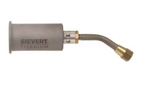 Sievert Titanium Dakbrander l: 100mm brander 50mm