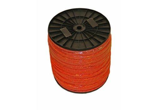 Erro Oranje Polypropyleen Touw, rol 6mm x 600m