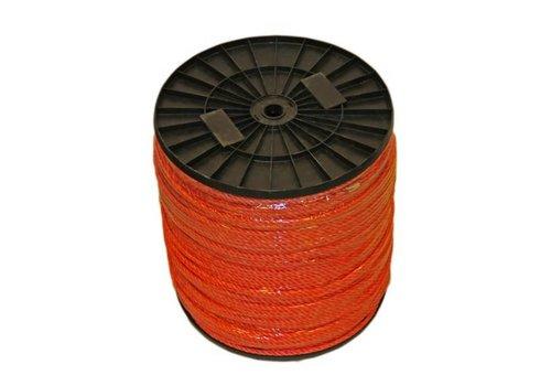 Erro Oranje Polypropyleen Touw, rol 8mm x 600m