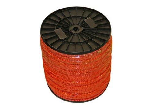 Erro Oranje Polypropyleen Touw, rol 10mm x 600m