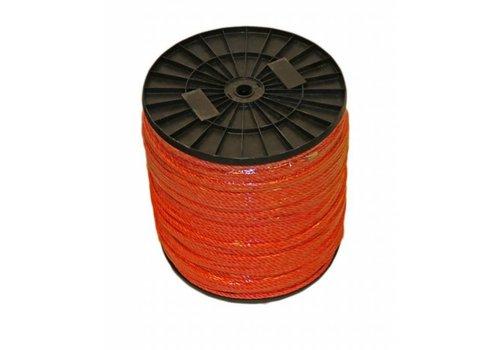 Erro Oranje Polypropyleen Touw, rol 12mm x 200m