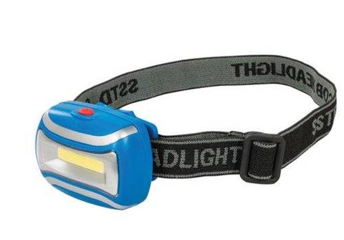 Silverline COB LED hoofdlamp