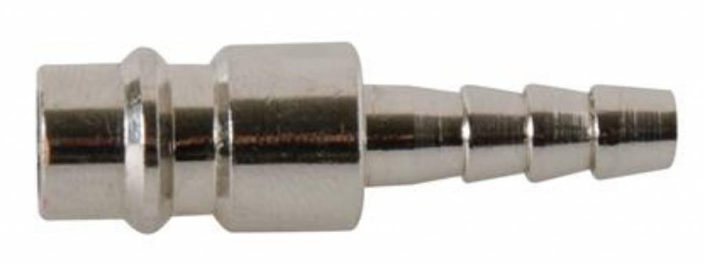 Zeer Silverline EU luchtslang koppeling, 2 pk. 8 mm slangeind - MZS VC64