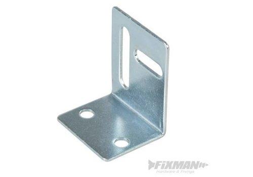 FIXMAN Brancard hoekbeugel, 10 pk. 38 x 30 x 25 mm