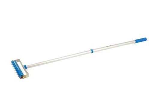 Silverline Behang prikroller met telescopische handvat