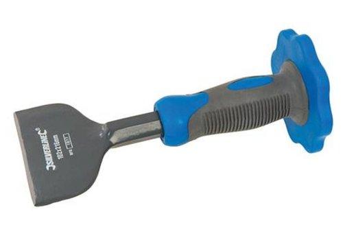 Silverline Voegbeitel met beschermgrip 102 mm