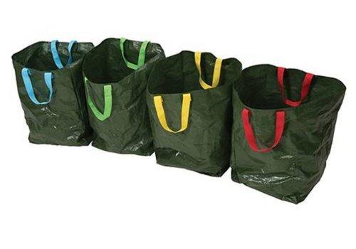 Silverline Recycle zakken, 4 pk 400 x 320 x 320 mm