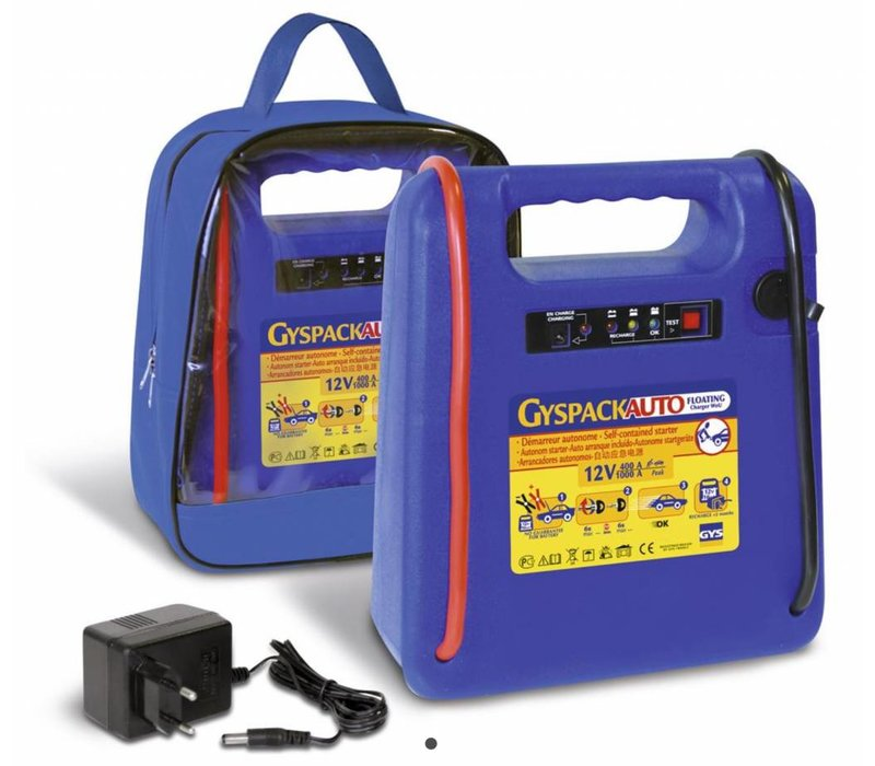 Booster GYSPACK AUTO, 12V
