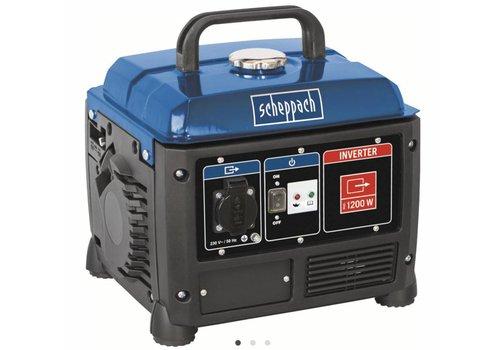Scheppach Stroomgenerator 1200 W. SG1200