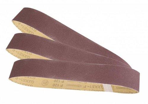 Scheppach Schuurbandenset BGS700, 9 stuks 686 x 50 mm