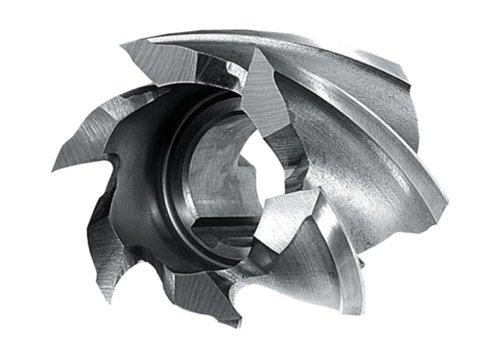 Phantom HSS-E Mantelkopfrees DIN 1880, Aluminium Artikelgroep 37.350