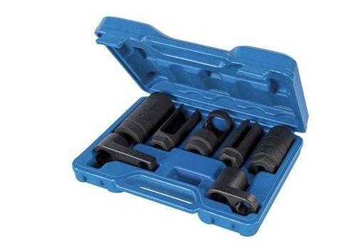 Silverline Doppenset voor zuurstofsensor en vacuumschakelaar, 7-delig