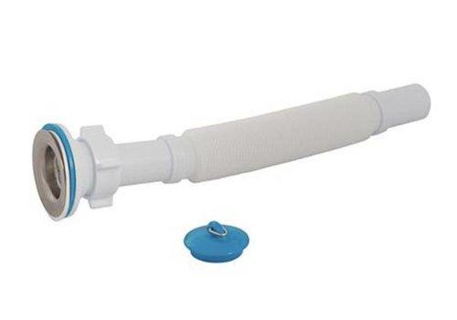 Plumbob Flexibele afvoerpijp 32 x 320 mm