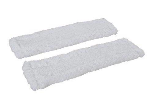Silverline Microvezel doekjes voor venster en glas, 2 pk.