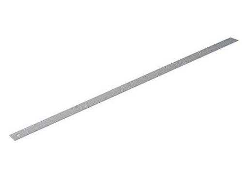 Silverline Aluminium liniaal 1 meter