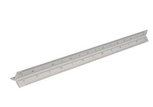 Silverline Aluminium schaalliniaal