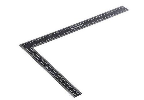 Silverline Stalen winkelhaak 600x400mm