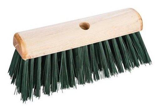 Silverline Bezemkop met PVC haren 330 mm