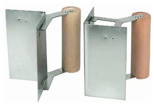 Silverline 2-delige hoektroffel set 120 mm