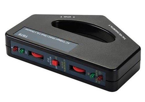 Silverline 3-in-1 detector 1 x 9 V (PP3)