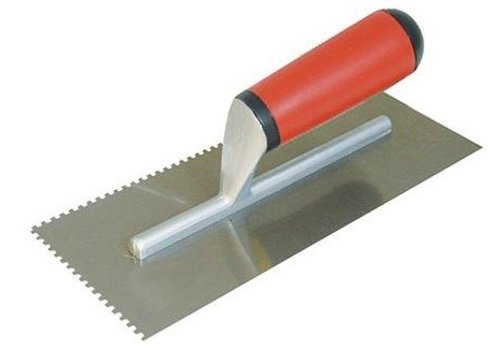 Silverline Soft-grip plakspaan 280 mm