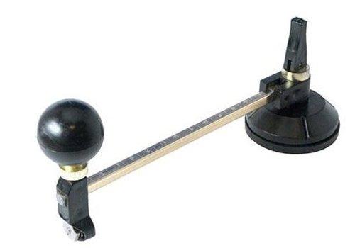 Silverline Ronde glassnijder 65 - 300 mm diameter
