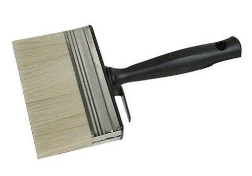 Silverline Schuur- en hekkwast 125 mm breed
