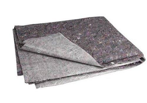 Silverline Vilttextuur stoflaken 1 m x 10 m