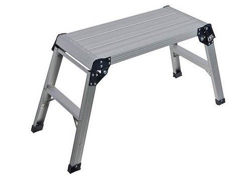 Silverline Inklapbaar krukje 150 kg draagcapaciteit