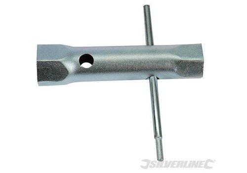 Silverline Aansluitmoersleutel 27 en 32 mm