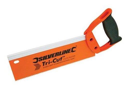 Silverline Tri-Cut kapzaag 250 mm, 12 tpi