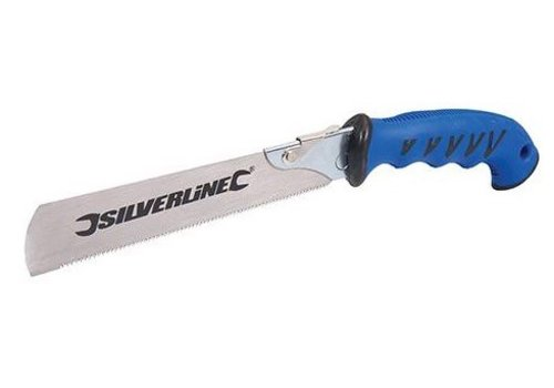 Silverline Deuvelzaag 150 mm, 22 tpi