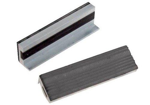 Silverline Zachte magnetische bankschroefkaken 100 mm