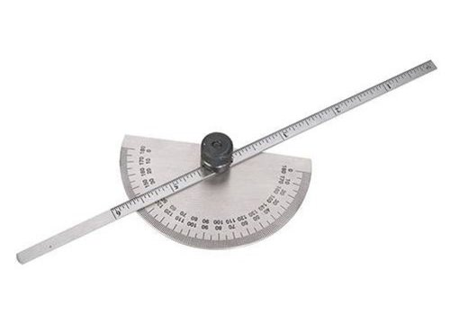 Silverline Gradenboog met diepteschuifmaat 150 mm