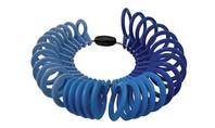 Silverline 32-delige plastic ringmaten set A-Z en 1-6
